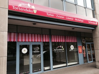 Tortendeko Laden in Duesseldorf